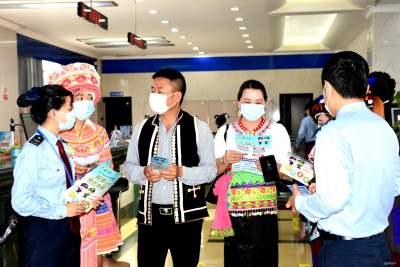"""金平县税务局""""线上线下""""齐发力开展契税工作"""