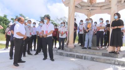 县人大常委会组织省州县乡人大代表专题调研和视察部分重点项目建设情况