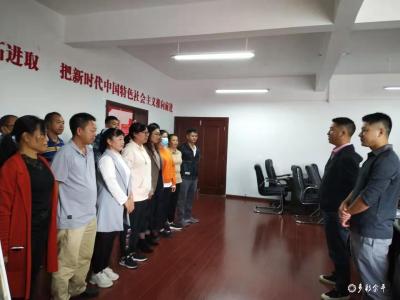 金平县农科局开展农业行政执法大练兵活动