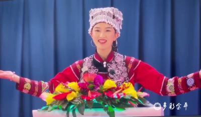 【点赞】这位云南姑娘,向世界讲述哈尼梯田人与自然和谐之美!